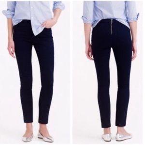 J.Crew Dannie Denim Leggings Black Skinny Jeans